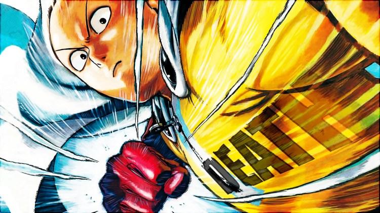 Resultado de imagem para One Punch Man