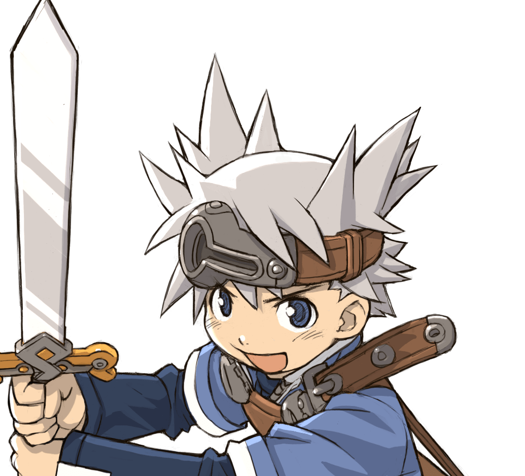 Summon Night: Swordcraft story- of crafting, magic and a side bit of dating.
