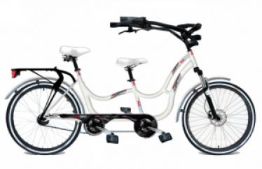 biciclette per disabili tandem hugbike