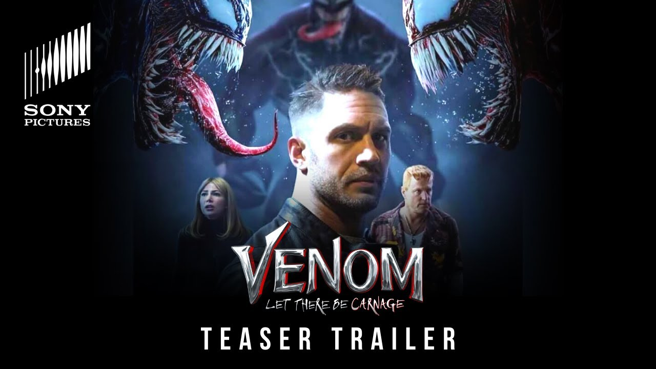 Venom 2: Venom Let There Be Carnage Trailer Review It's ...