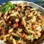 Grilled Summer Pasta