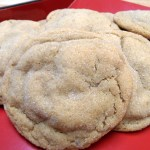 Crystallized Ginger Cookies