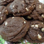 Chocolate and White Chocolate Chip Cookies