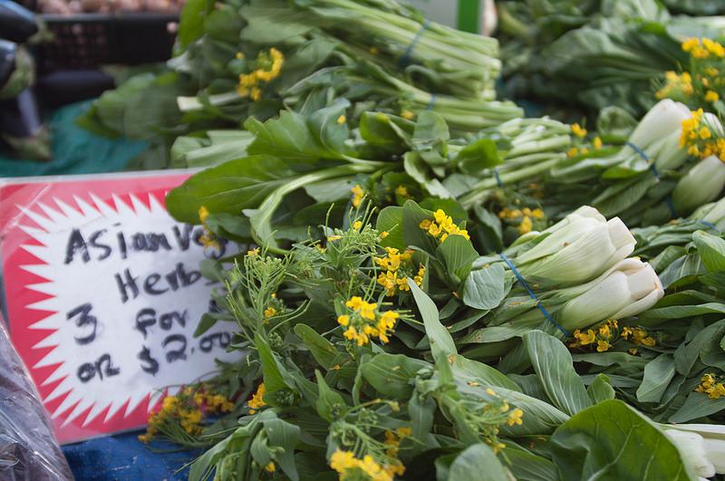 Asian herbs at the Cleveland Markets, Brisbane QLD Australia 20150802-VPR00320.jpg