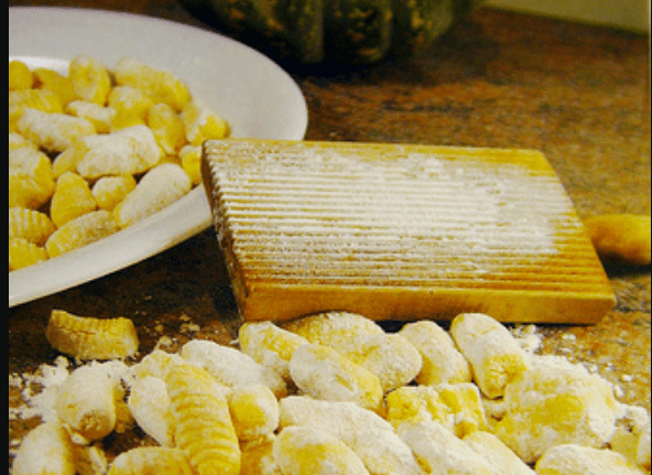 Recipe: Homemade Pumpkin Gnocchi