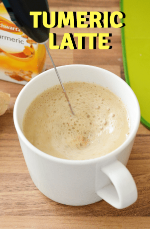 Recipe: Tumeric Latte