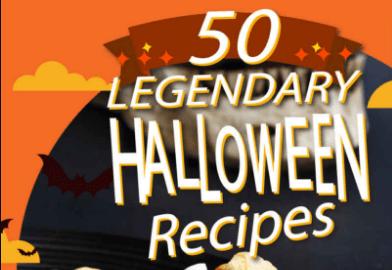 50 Legendary Halloween Recipes
