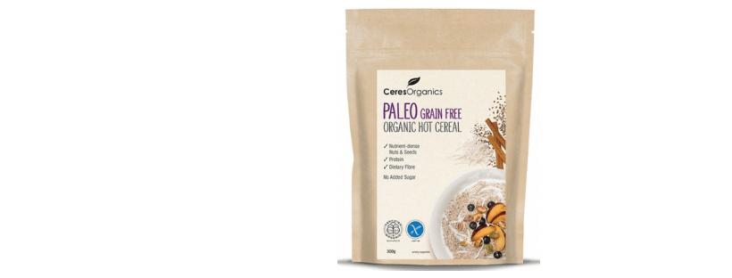 Ceres Organics Hot Cereal Paleo Grain Free