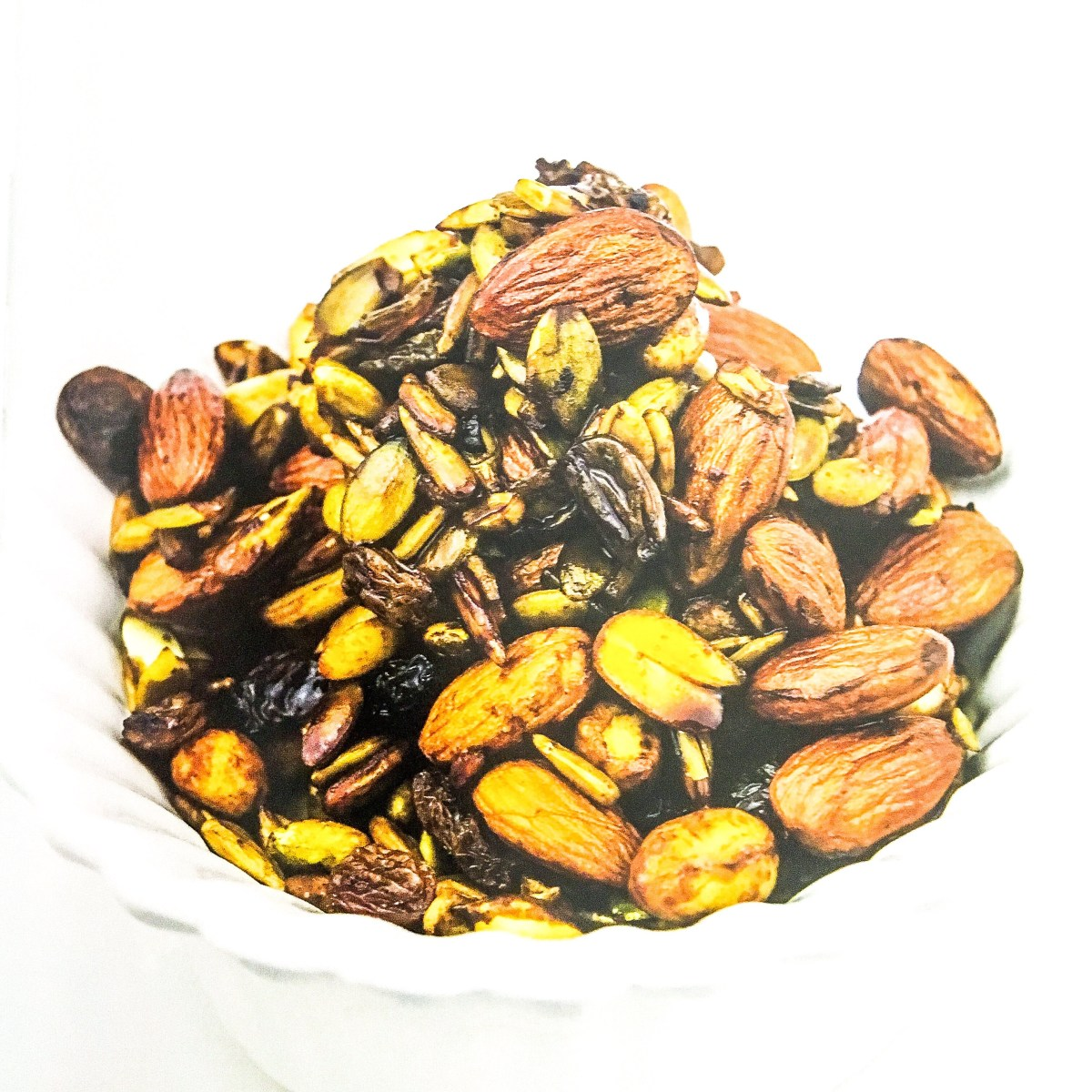 Recipe: Tamari Nuts and Seeds