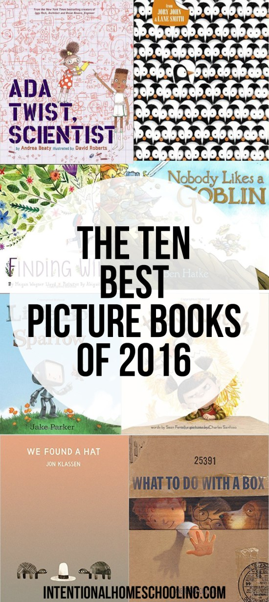 The Best Picture Books of 2016