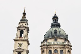 Roof detail of St. Stephen's