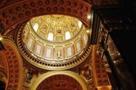Inside of St. Stephen's