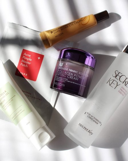 Korean Skincare Products Under $20