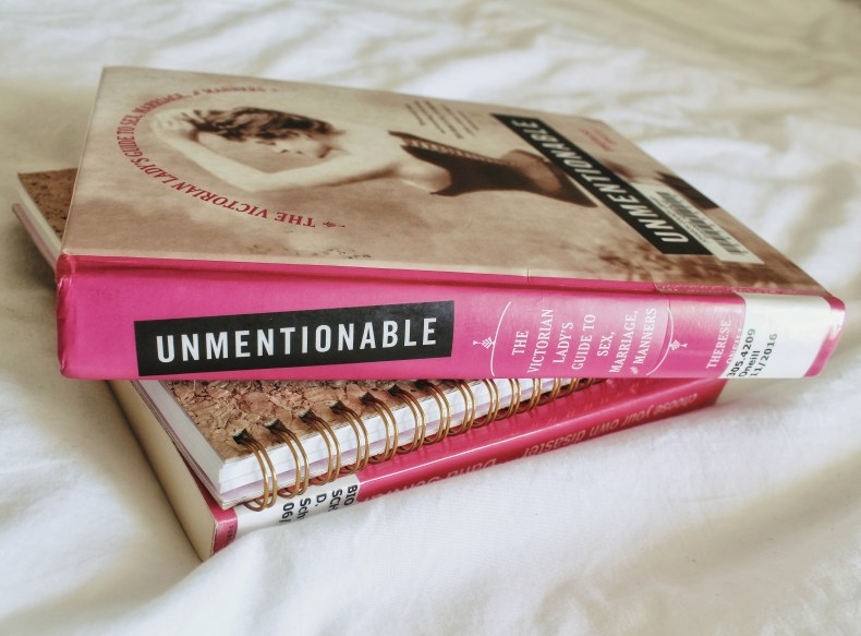 Unmentionable Book Review