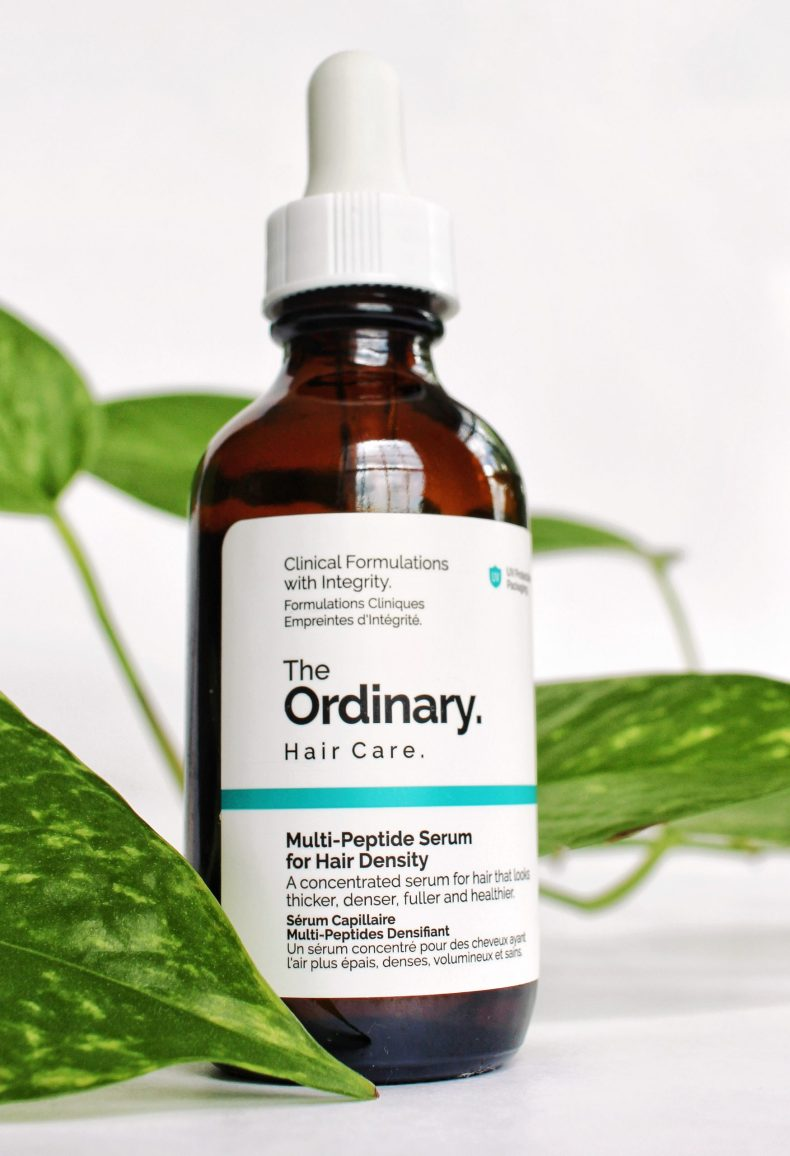 The Ordinary Multi-Peptide Serum for Hair Density Review