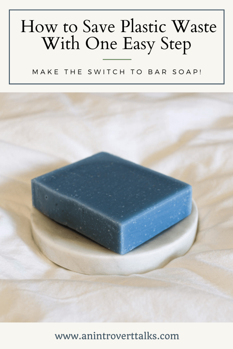 Save Plastic Waste By Using Bar Soap 6