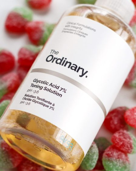 5 Ways to Use The Ordinary Glycolic Acid 7% Toning Solution