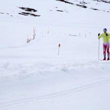 Langlaufen in Island ist der Hit in den Westfjorden. Reiseblog www.anitaaufreisen.at Foto Anita Arneitz