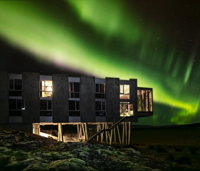 Ion Hotel Island