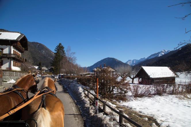 Kutschenfahrt durch den Naturpark Weissensee, Kärnten, Österreich, Foto Anita Arneitz, Reiseblog anitaaufreisen.at