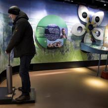 Erlebniszentrum Naturgewalten in List, Winter auf Sylt, die besten Tipps vom Reiseblog anitaaufreisen.at, Foto Anita Arneitz