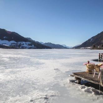 Weißensee in Kärnten, Foto Anita Arneitz