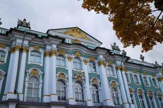 Sehenswürdigkeiten St. Petersburg Russland Foto Anita Arneitz