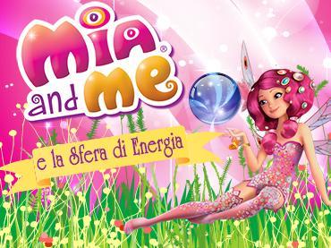 Spettacoli Mia and Me Rainbow Magicland