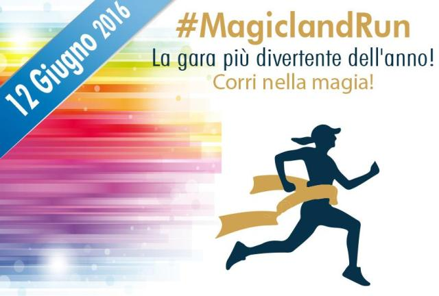 Gattobaleno Run e Magicland Run