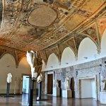 Una delle numerose sale del Museo Archeologico Nazionale di Palestrina