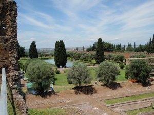 villa adriana pecile