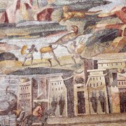 Il Mosaico del Nilo a Palestrina