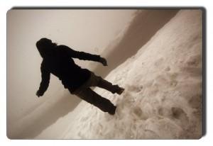 Exploring the frozen lake