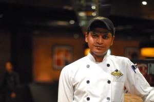 Chef Vinod