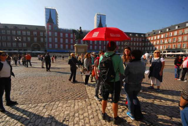 Walking tours are a great way to explore the city