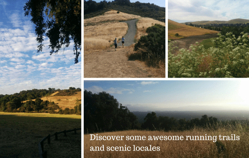 Discover some awesome running trailsand