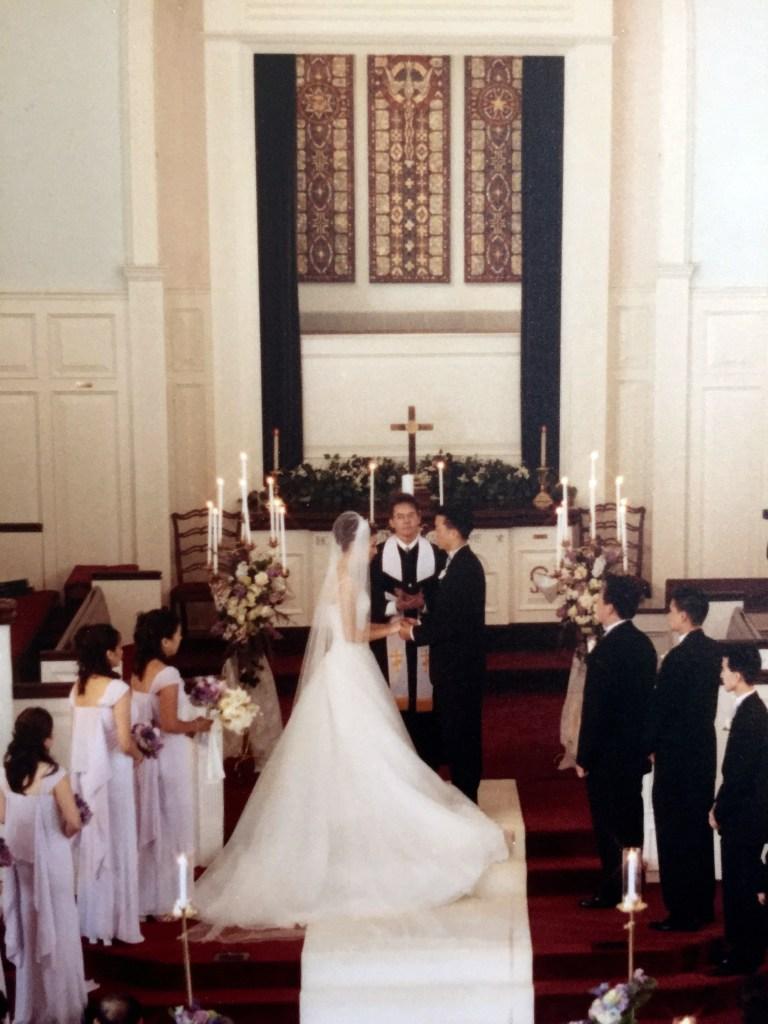 Wedding vows pic
