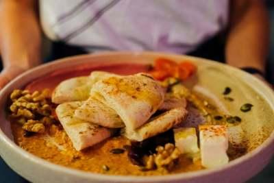 blog anita flow barcelona cena degustación