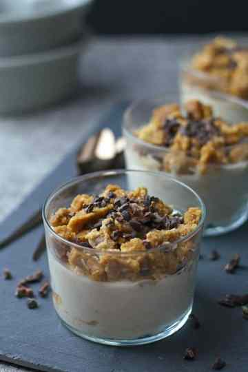 Sobremesa Cheesecake sem glúten | Anita Healthy