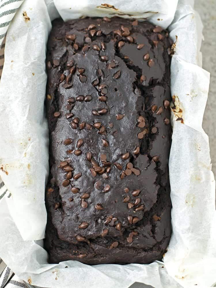 Banana and Paleo Chocolate cake