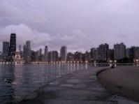 Lake & Skyline
