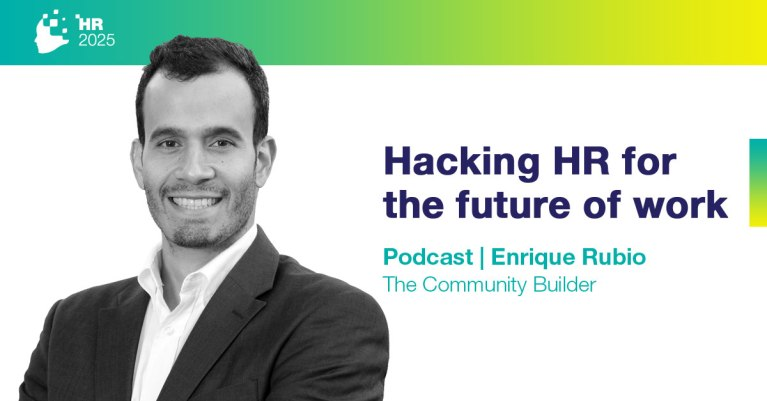Hacking HR for the future of work