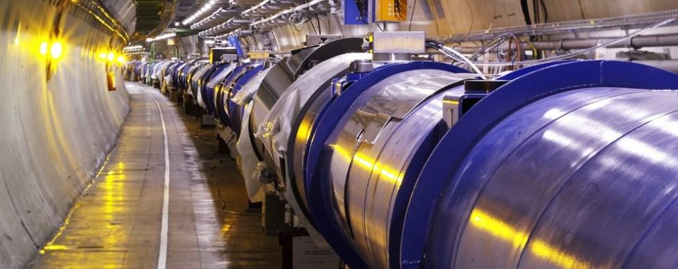 L'acceleratore del CERN a Ginevra
