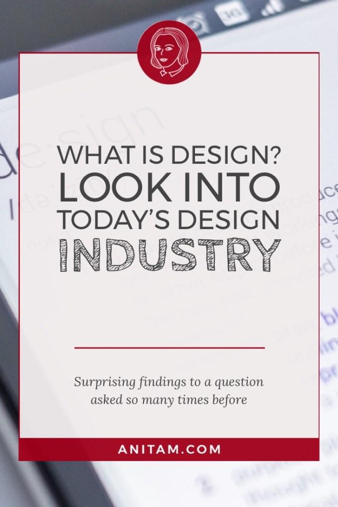 AnitaM | What is Design (web, graphic, product, etc)