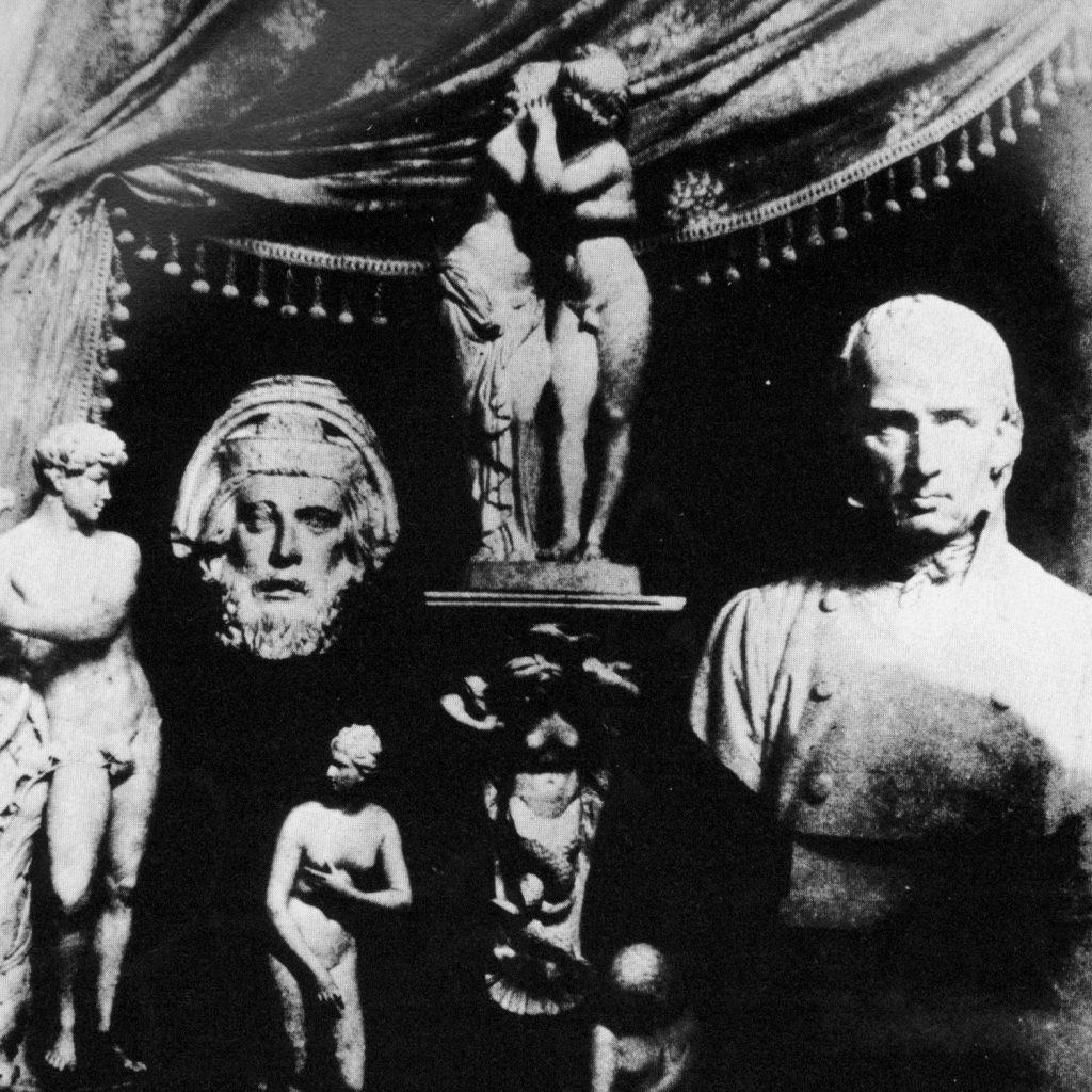 Hippolyte Bayard - Still Life 1839