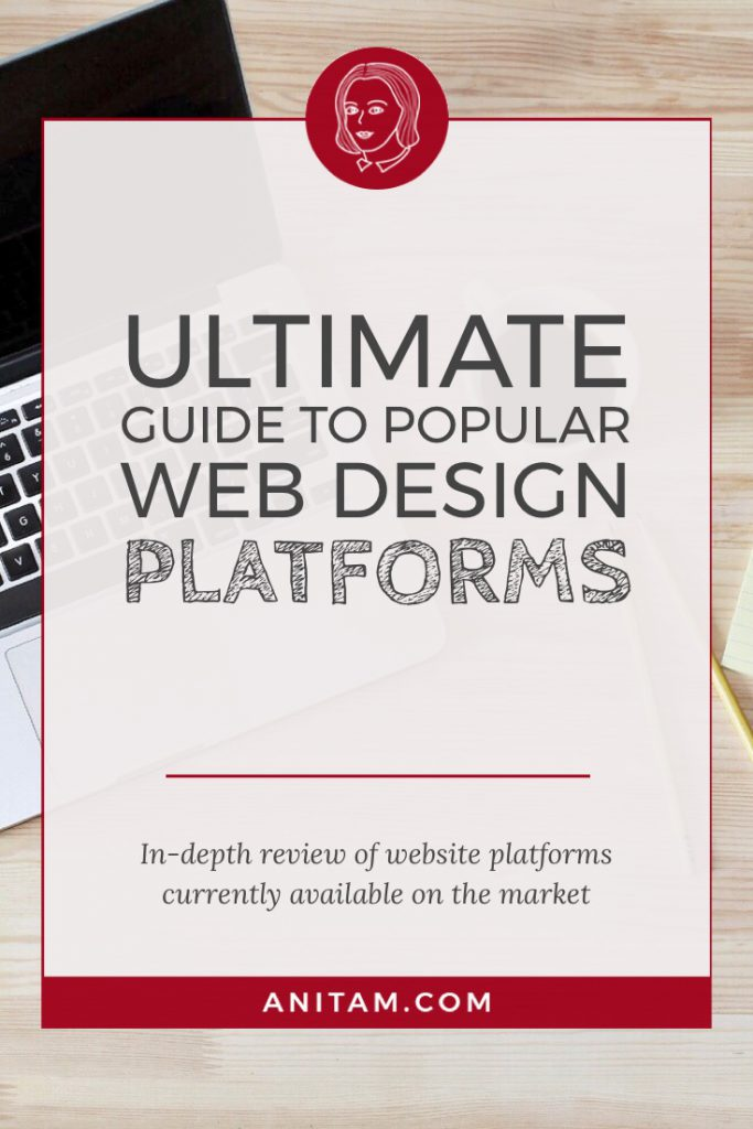 AnitaM | Ultimate Guide to Popular Website Platforms