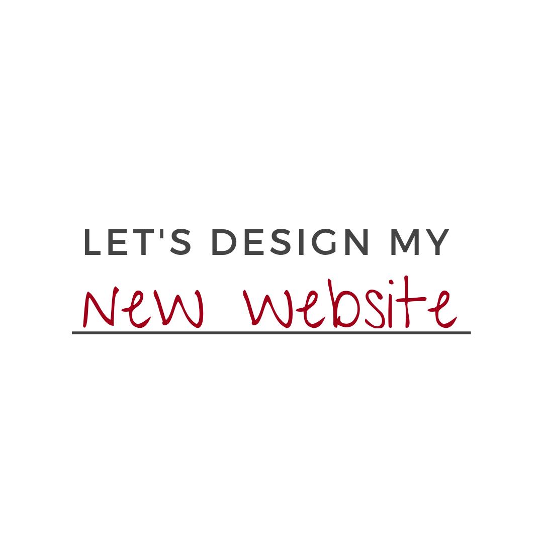 Let's design a website   AnitaM