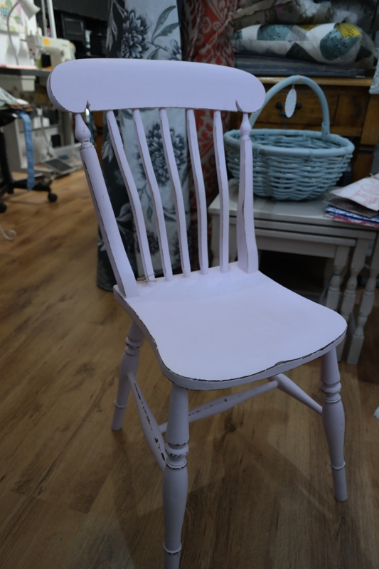 Stupendous Shabby Chic Chalk Painted And Waxed Chair Anitas Soft Download Free Architecture Designs Scobabritishbridgeorg
