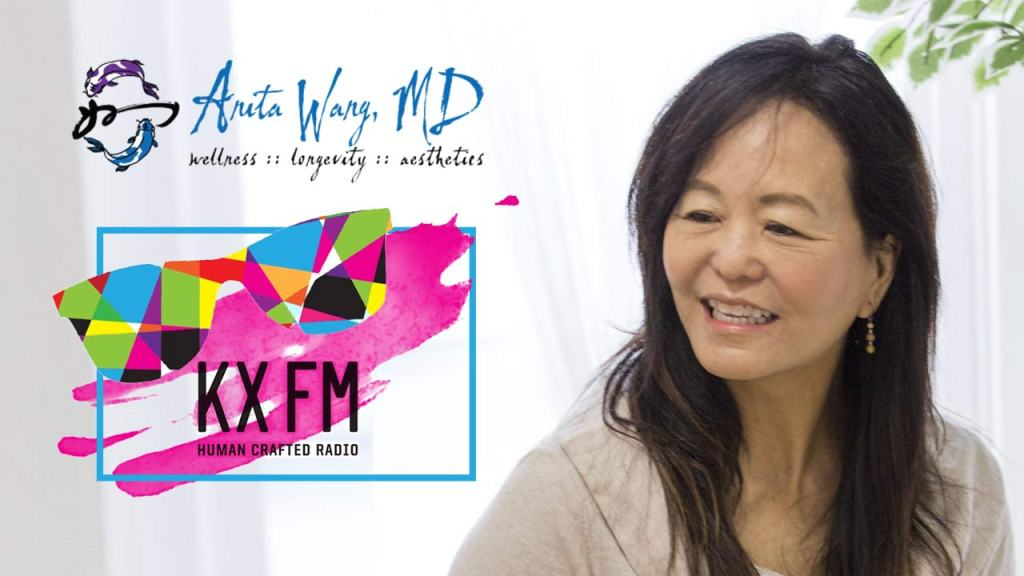 Dr. Anita Wang, MD, on KXFM Radio