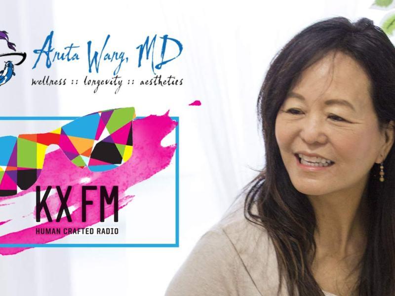 Dr. Anita Wang, MD, on KXFM Radio